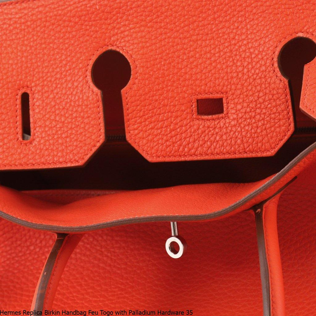 Hermes Replica Birkin Handbag Feu Togo with Palladium Hardware 35 – Hermes  Replica Bags 758b1cdb06fa8